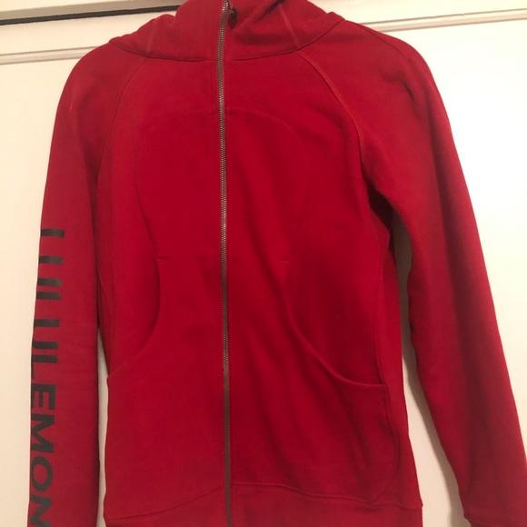 lululemon athletica Jackets & Blazers - Special Edition Scuba Hoodie